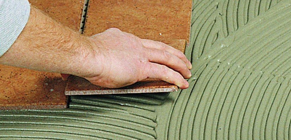 Как правильно рассчитать расход клея для плитки