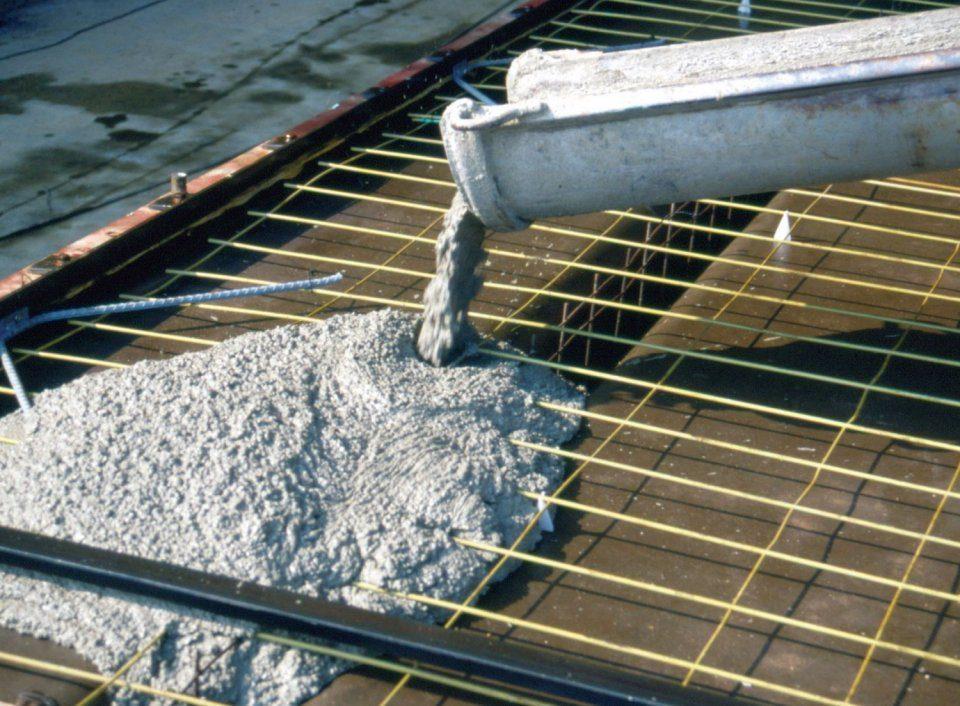 Как правильно ухаживать за бетоном
