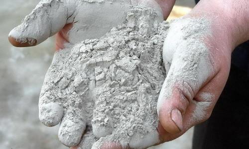 Куда деть старый цемент?