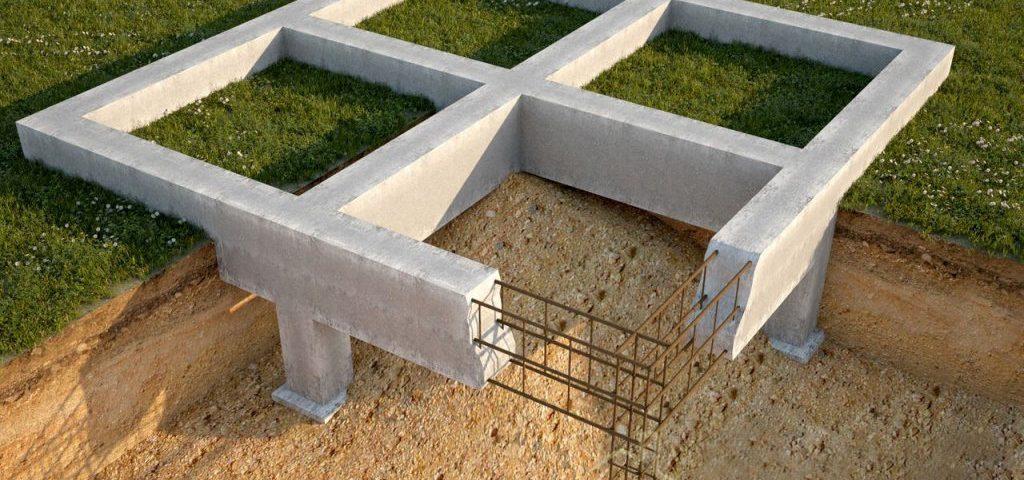 Основные типы фундаментов для кирпичного дома