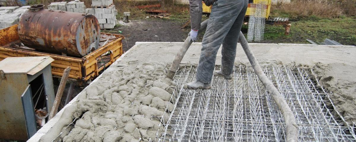 Полезные советы по работе с бетоном