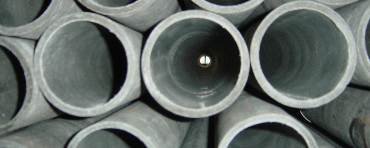 Повышение безопасности применения асбестоцементных труб