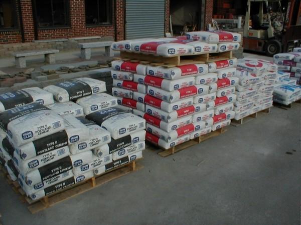 Как сохранить сухие строительные смеси