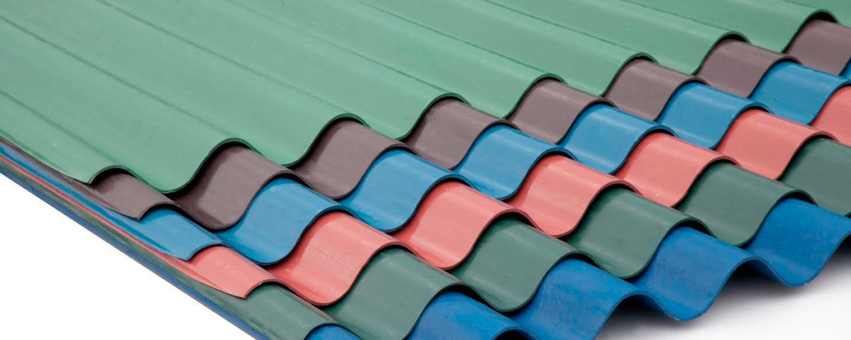 Цвет покрытия волнового шифера